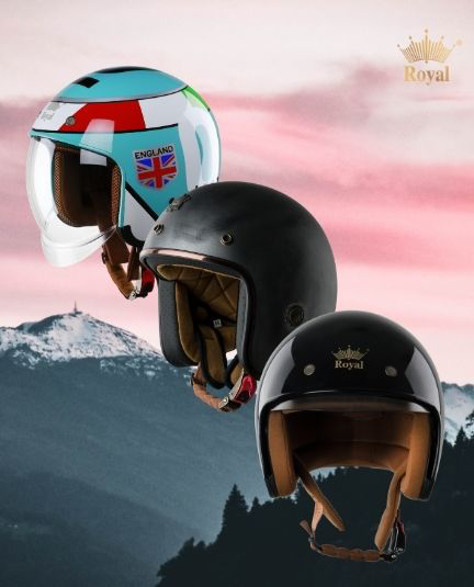 Top 4 thương hiệu mũ bảo hiểm ¾ chính hãng